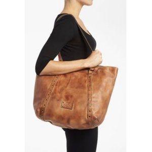 Patricia Nash Benvenuto Leather Tote